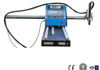 2018 Плазменная нержавеющая сталь 1300 * 2500 мм Металлорежущая машина с ЧПУ для железа