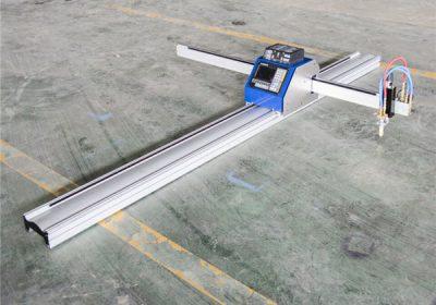Станок для плазменной резки с ЧПУ для нержавеющей / стальной / медной пластины