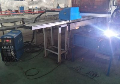 CNC Автоматическая машина для плазменной резки плазменной резки с газовой или плазменной резкой
