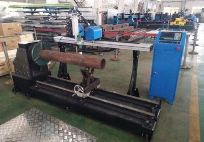 Новая машина для резки труб из нержавеющей стали cnc для плазменной резки