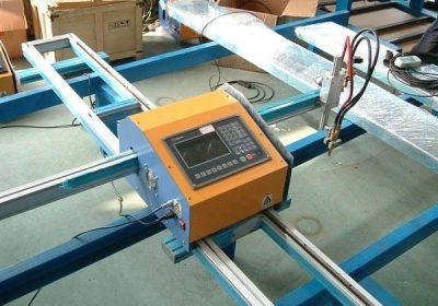 Профессиональная машина для резки пламени cnc с заводской ценой