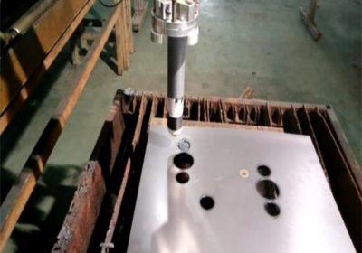 сертифицированный прочный cnc пламени / плазменной резки легко работать стабильность портативный плазменной резки cnc