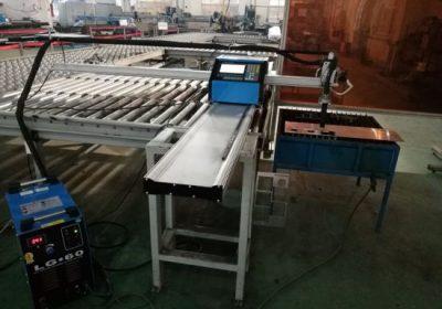 Портативная машина для плазменной резки с ЧПУ для резки алюминия