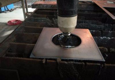 Настольный настольный лист Металл CNC Плазменная / пламенная резка / Машина для плазменной резки
